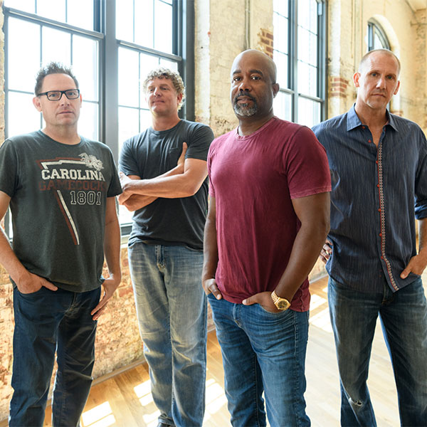 Hootie and the Blowfish Image #1