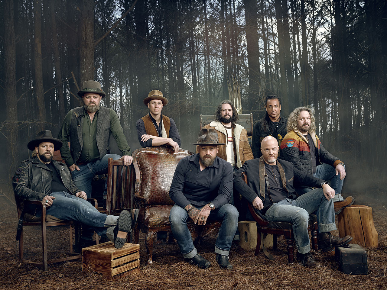 Zac Brown Band Image #1