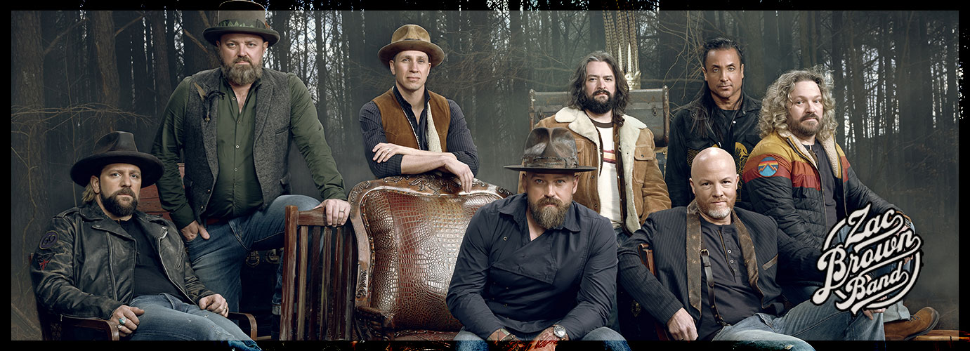 Zac Brown Band Slide