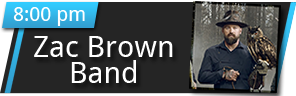 Zac Brown Band Tab Image