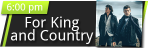 For King and Country Tab