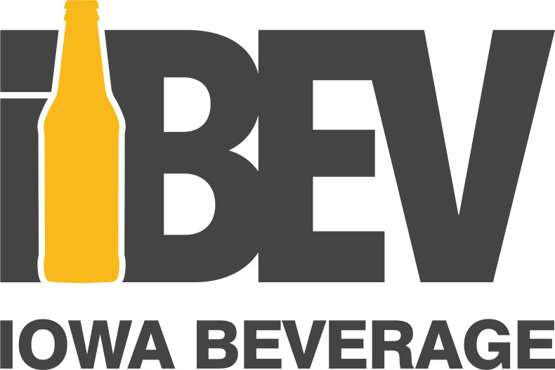IBEV - Iowa Beverage Logo