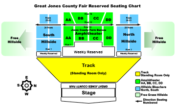 Seating Chart Button